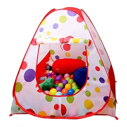 Kid's play tent